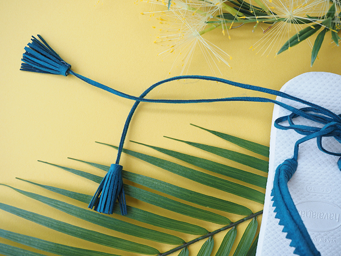 7~8月メリアルームスクールシーズンレッスン Summer Lesson 2 ハワイアナスビーチサンダルネイビー4