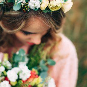花冠におすすめ花材と選び方