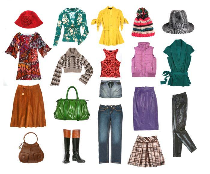 2017年秋冬ファッションのトレンドカラーは黄赤緑も